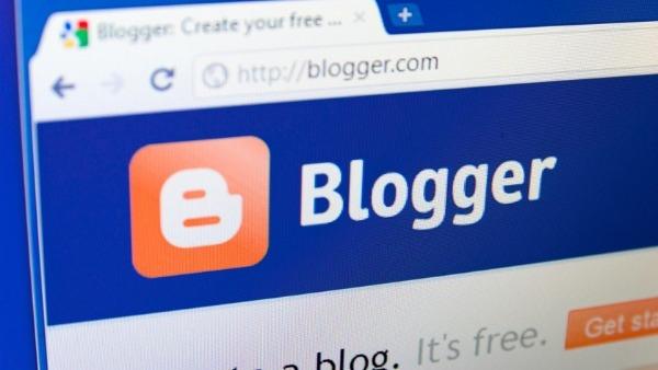Сервис Blogger