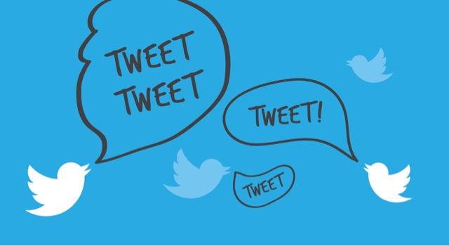 птичка Twitter