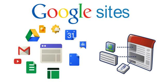 бесплатный сайт в google