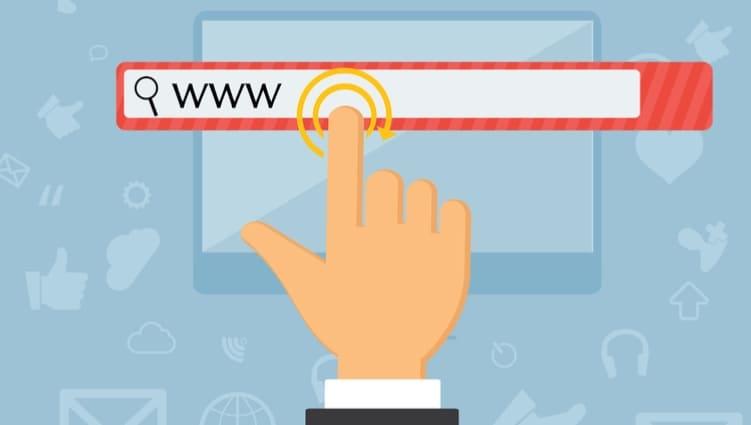Ключевые слова в URL Blogger