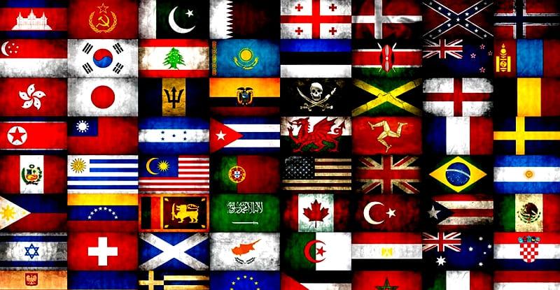 Получить счетчик флагов для вашего веб-сайта