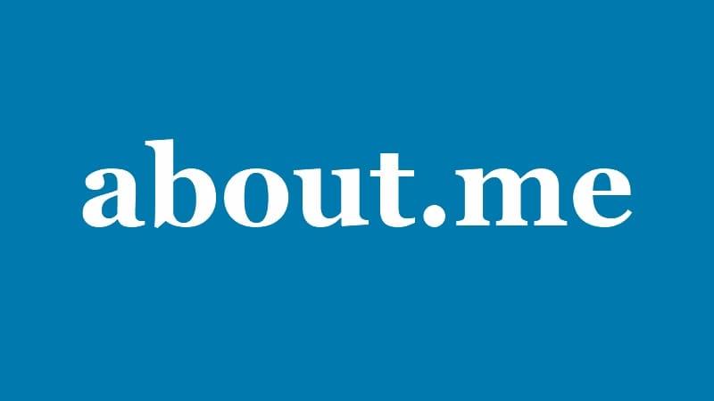 Бесплатный сервис, который позволяет создавать красивую страницу-сайт Обо мне