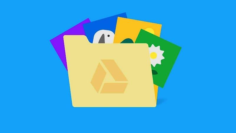 Сохранение файлов из интернета в Диске Google - Google Drive