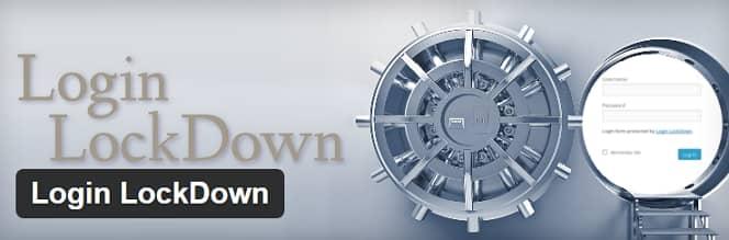 Login Lockdown плагин для WordPress