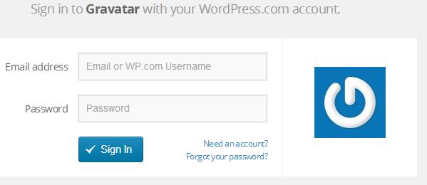 Создать аккаунт WordPress.com