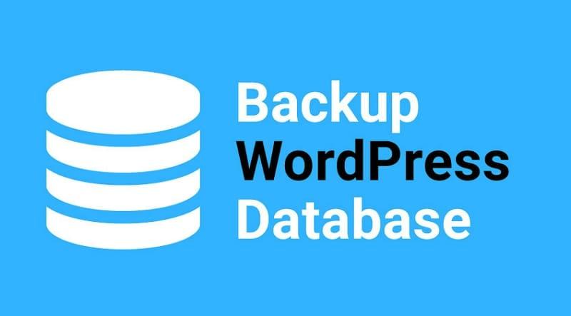 Резервное копирование базы данных WordPress