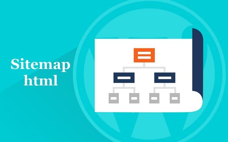 Как создать/сделать HTML карту сайта ВордПресс