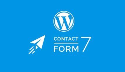 Настройка Contact Form 7 WordPress