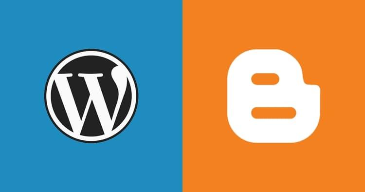 Как перенести сайт с Blogger Blogspot на WordPress