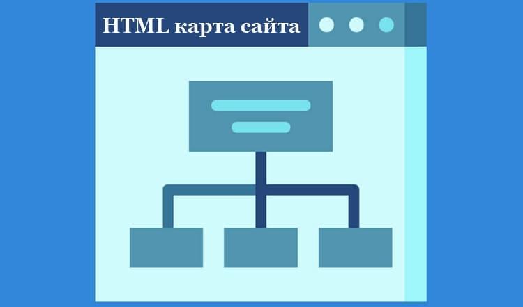 Как создать карту сайта html с помощью плагина