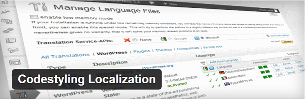Codestyling-Localization