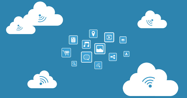 Облачные хранилища файлов и облачные сервисы