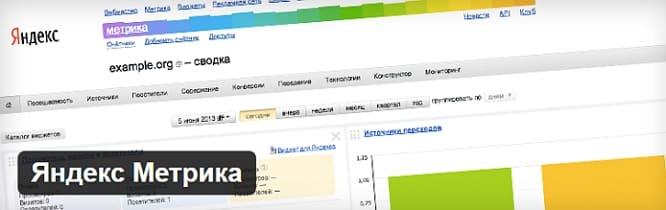 Plagin Яндекс.Метрика