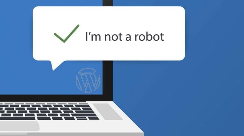 Captcha для WordPress - защита сайта от спама