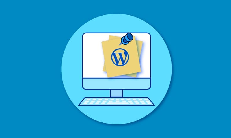 Как сделать прикрепленный пост WordPress?