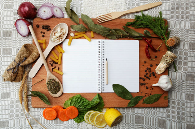Адаптивная тема WordPress Cook It