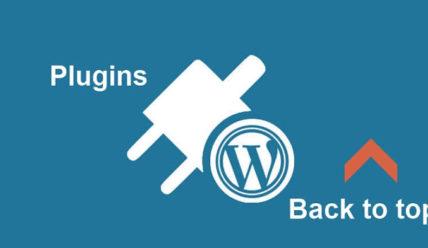 Кнопка вверх WordPress — лучшие плагины