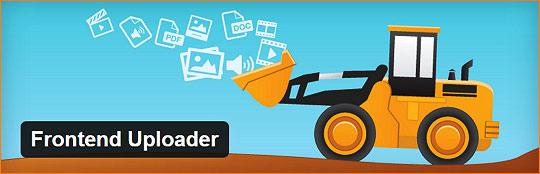Frontend-Uploader