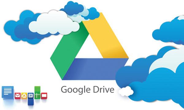 хостинг Google Drive