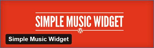 Simple Music Widget – виджет музыкального плеера
