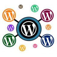 Виджет Текст с визуальным редактором WordPress