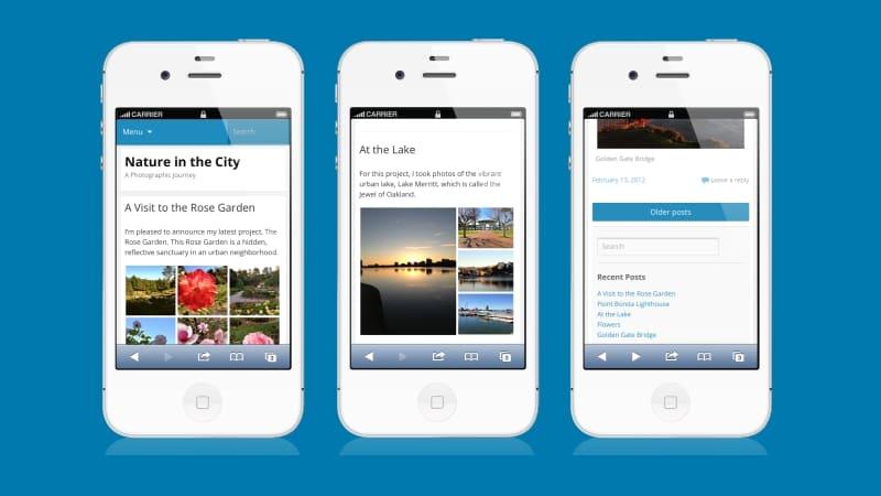 Плагин для мобильной версии сайта WordPress