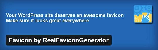 Favicon by RealFaviconGenerator - создать и установить свой значок сайта для всех платформ