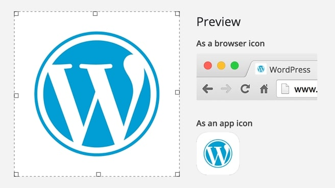 favicon в wordpress