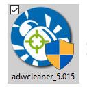 Установка AdwCleaner