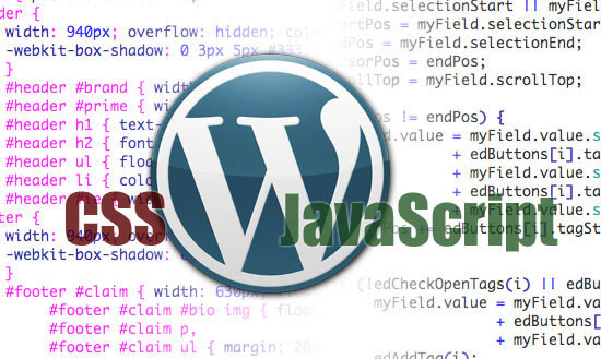 javascript и css: