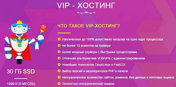VIP-хостинг