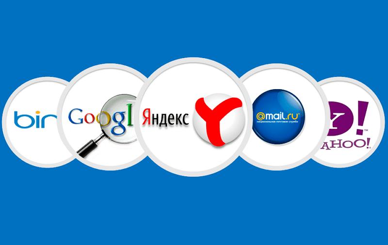 Как добавить сайт в поисковые системы Яндекс, Google, Bing и Поиск Mail.ru