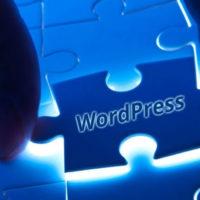 Как убрать сайт работает на WordPress