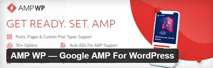 Плагин Google AMP For WordPress