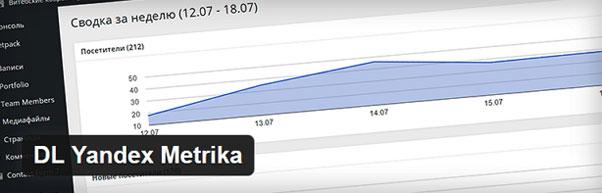 DL Yandex Metrika