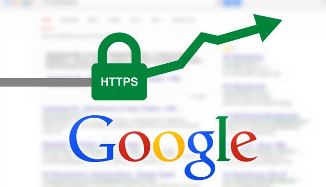 HTTPS-google