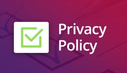 Плагин Политика конфиденциальности для WordPress