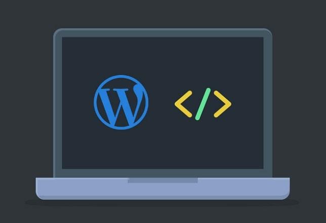 Как добавить код в WordPress?
