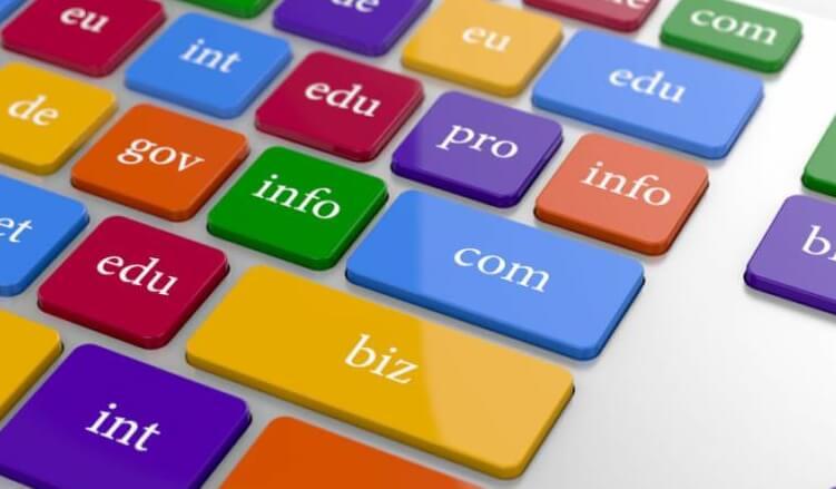 Права на домен и сайт