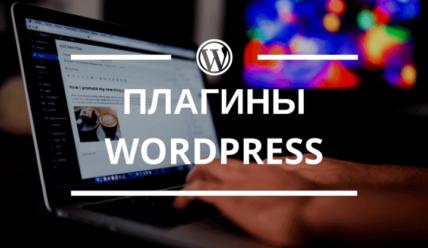 Плагины WordPress — поиск, установка и настройка