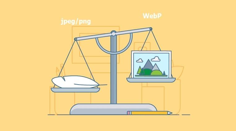 Оптимизация изображений с использованием формата WebP в WordPress