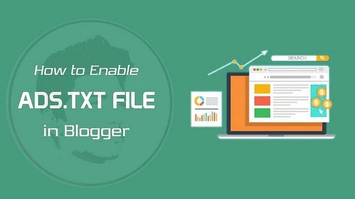 Исправить отсутствующий файл AdSense в файле ads.txt на сайте Blogger