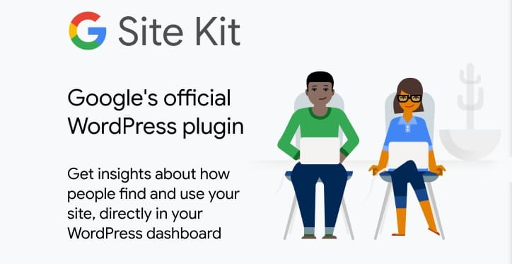 WordPress плагин Site Kit by Google