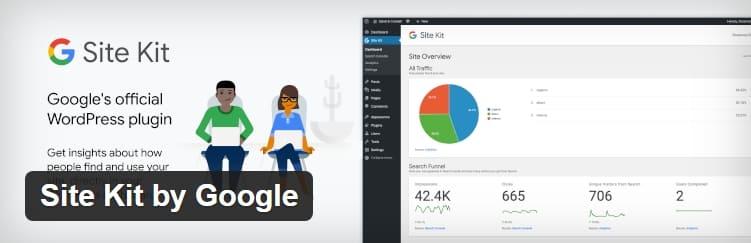Google выпустил WP-плагин Site Kit