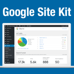 Site Kit by Google для WordPress