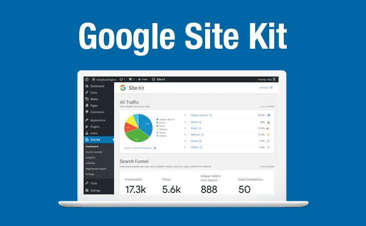 Site Kit by Google - это программное обеспечение с открытым исходным кодом