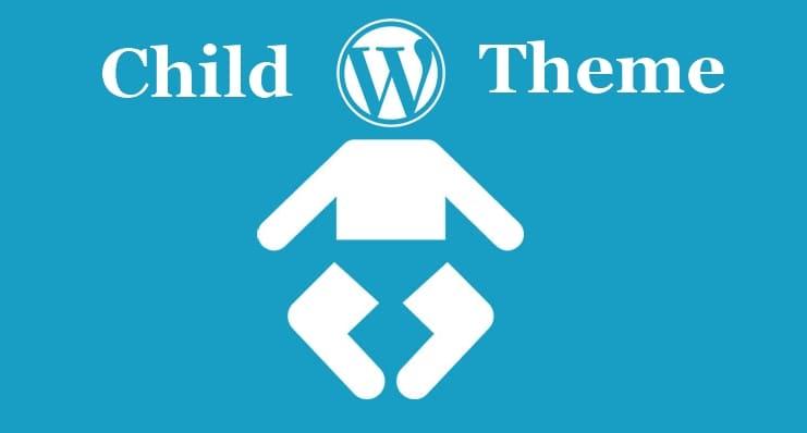Инструкция по созданию дочерней темы WordPress