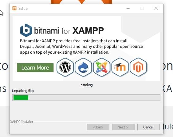 Как установить XAMPP на ПК