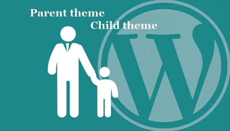 Дочерняя тема использует файлы родителя, обращается к ним динамически