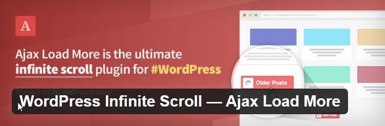 Как добавить бесконечную прокрутку на WordPress